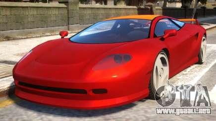 Ocelot Penetrator para GTA 4