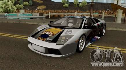 Lamborghini Mobile Legends Design para GTA San Andreas