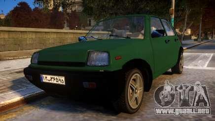 Renault PK para GTA 4