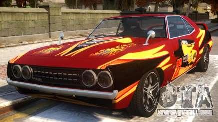 Vigero RACER para GTA 4