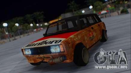 VAZ 2104 Marlboro para GTA San Andreas