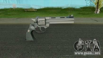 Colt Python LQ para GTA San Andreas