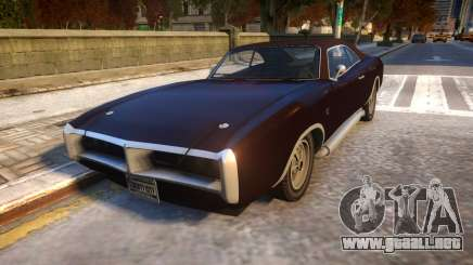 Imponte Dukes Classic para GTA 4
