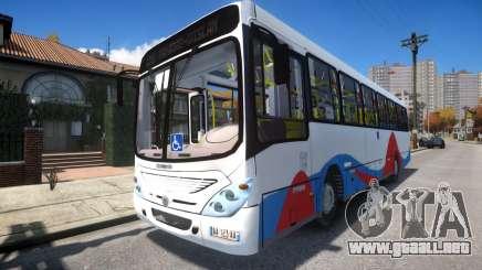 MB 1418 Moroccan-Meknes Bus para GTA 4