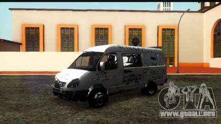 GAS 22172 Sable BC para GTA San Andreas