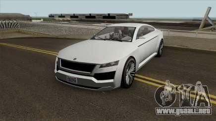 GTA V Ubermacht Revolter V2 para GTA San Andreas
