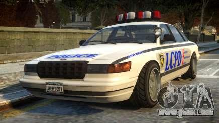 NYPD Modification para GTA 4