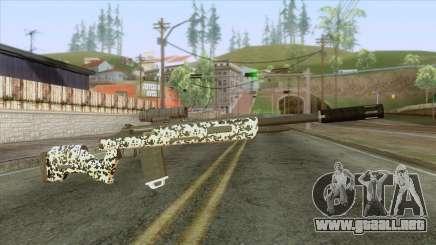 The Doomsday Heist - Sniper Rifle v1 para GTA San Andreas