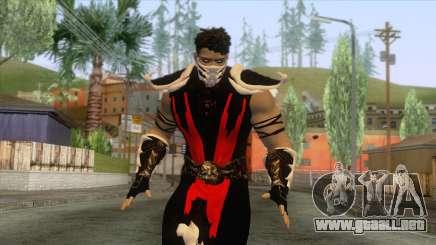 Skin Dante DmC - Shirai Ryu para GTA San Andreas