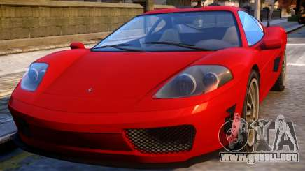 Ferrari F430 Mod Turismo para GTA 4