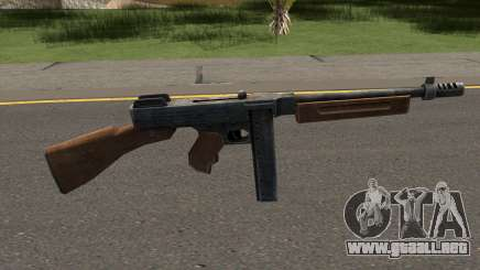Thompson M1928 para GTA San Andreas