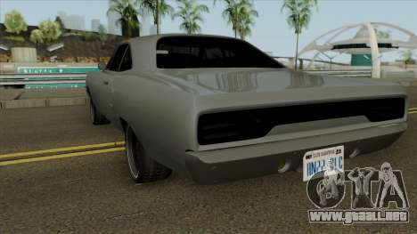 Plymouth Road Runner Fast and Furious 7 1970 para GTA San Andreas