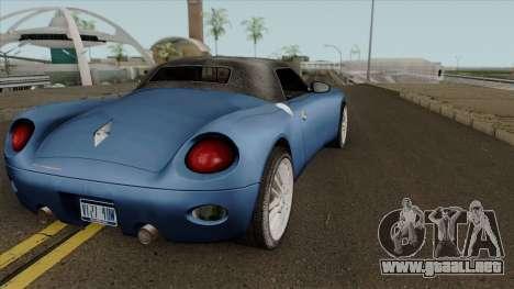 Stinger HD para la visión correcta GTA San Andreas
