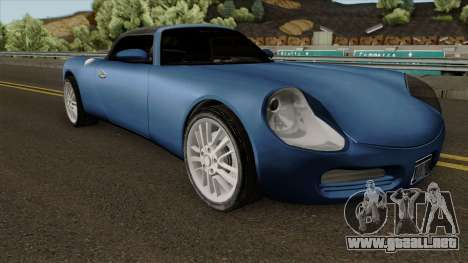 Stinger HD para visión interna GTA San Andreas