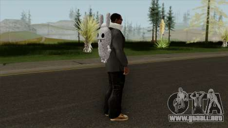 New Parachute para GTA San Andreas