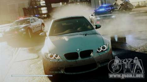 Need For Speed Most Wanted 2012 Loadscreen para GTA San Andreas