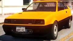 Blista Compact Facelift para GTA 4