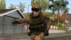 German Army Soldier Skin para GTA San Andreas