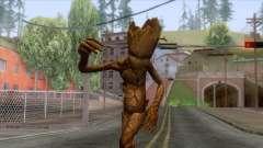 Marvel Future Fight - Groot (Infinity War) para GTA San Andreas