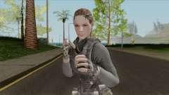 Lydia Jorjadze Skin para GTA San Andreas