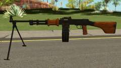 RPD Light Machine Gun para GTA San Andreas