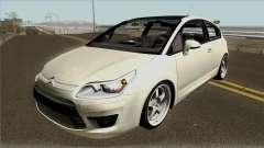 Citroen C4 para GTA San Andreas