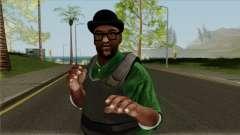 Big Smoke Vest Skin (Legacy Version) para GTA San Andreas
