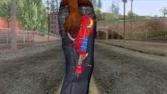 Call Of Duty Zombies - Ray Gun para GTA San Andreas