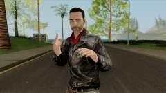 The Walking Dead No Man's Land Negan para GTA San Andreas