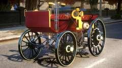 Daimler Benz 1886 V.2 para GTA 4