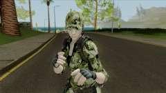 Jill Valentine para GTA San Andreas