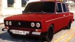 VAZ 2106 Dag Estilo para GTA 4