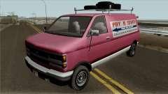 Burrito GTA V - Adapted to GTA SA (Dev) para GTA San Andreas