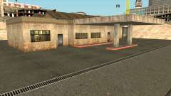 Doherty Garage Retextured para GTA San Andreas