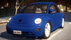 2003 VW New Beetle para GTA 4