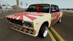 2107 De Combate Clásico para GTA San Andreas