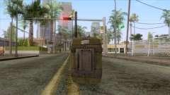 New Remote Explosives para GTA San Andreas