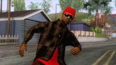 Crips & Bloods Ballas Skin 3 para GTA San Andreas