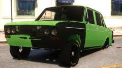 VAZ 2106 Xuliqan para GTA 4