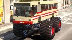 Bus Monster Truck V1