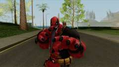Marvel Contest of Champions - Venompool para GTA San Andreas