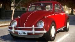 1972 VW Fusca 1300