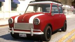 Weeny Issi Classic para GTA 4