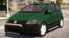 VW Cross Fox para GTA 4
