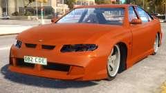 Holden Commodore para GTA 4