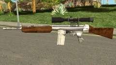 HK G3 Wood para GTA San Andreas
