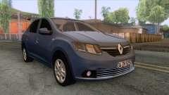 Renault Symbol 2013 Touch para GTA San Andreas