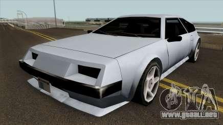 Deluxo SA Restyle v2 para GTA San Andreas