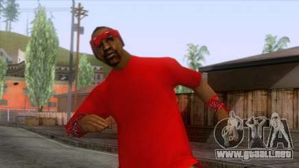 Crips & Bloods Ballas Skin 8 para GTA San Andreas