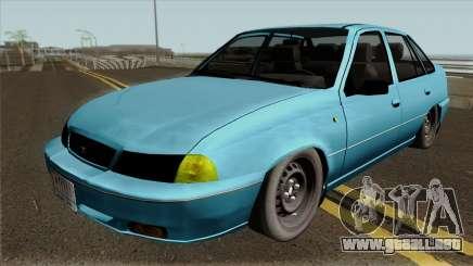 Daewoo Cielo 1.5 GLS (Iraqi Stock Version) 1998 para GTA San Andreas